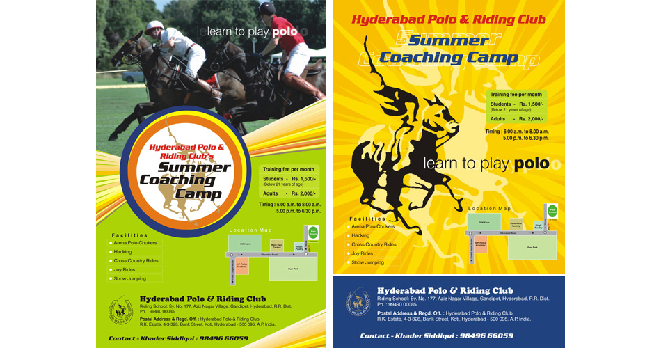 professional-poster-designing-services-hyderabad-polo-riding-club