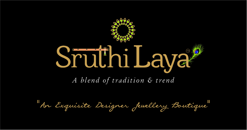 Jewellery Logo designers hyderabad, bangalore, india-sruthilaya designers hyderabad