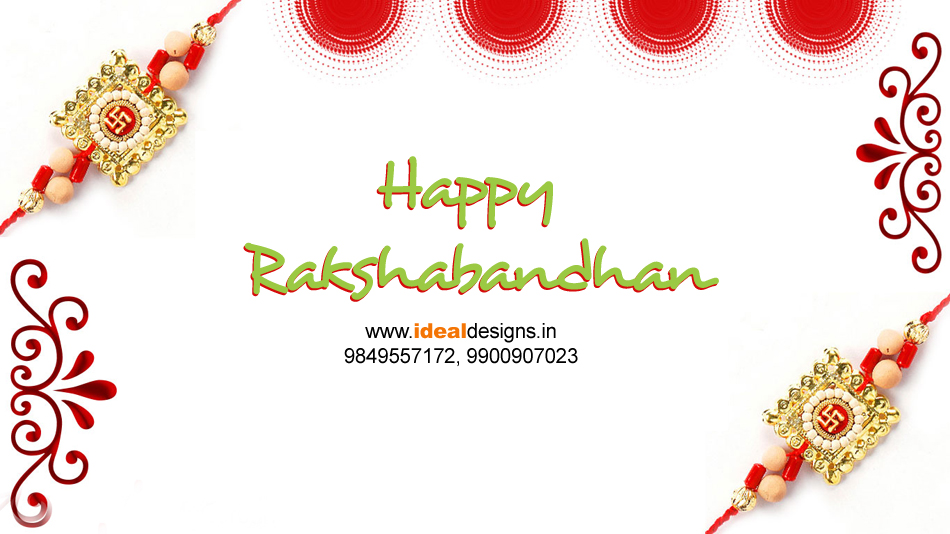 Raksha-Bandhan- www.idealdesigns.in