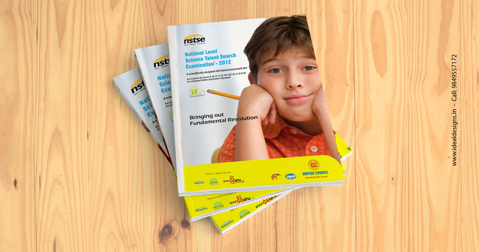 School-Brochure-Design-Hyderabad, nstse - www.idealdesigns.in