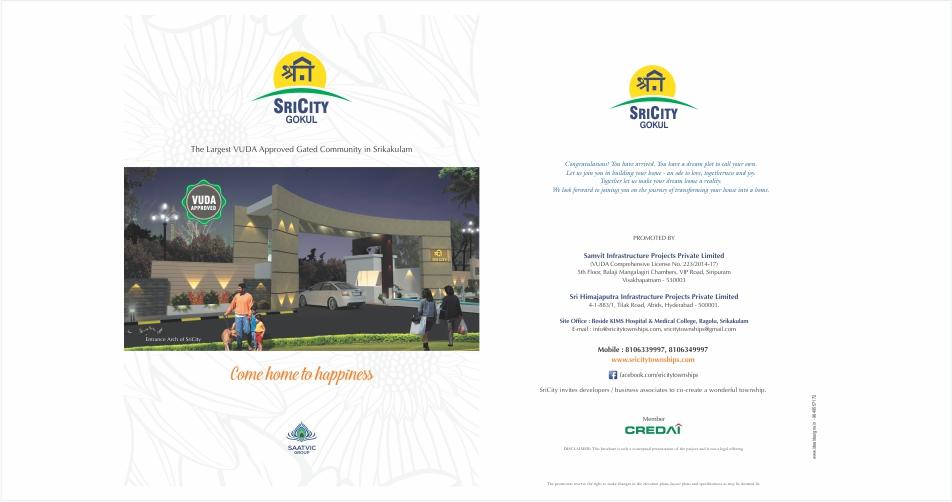 real estate brochure design, venture brochure design hyderabad, construction company brochure design hyderabad - 9949645564, 9849557172 - www.idealdesigns.in