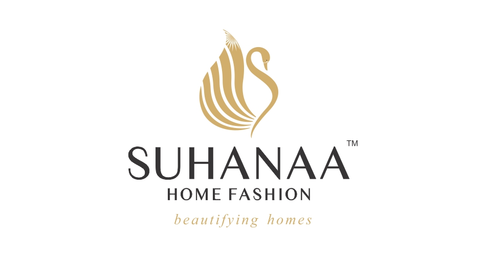 Suhana Home Fashion - Home furnishings Logo branding mumbai, hyderabad, Furniture and furnishings logo design hyderabad, Logo Design hyderabad, Interior logo Designer, Logo design india