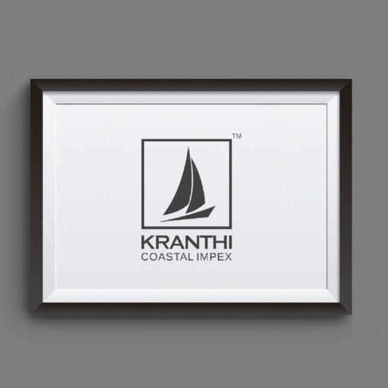kranthi-logo-design,-imports-&-exports-logo-design-india,-coastal-branding-works,-Branding-services-bangalore