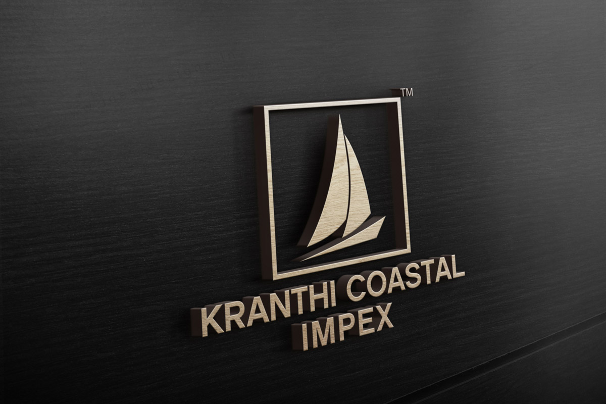 kranti-coastal-logo-design,-branding-india,-import-and-exports-logos,-brand-naming,-creative-ideas