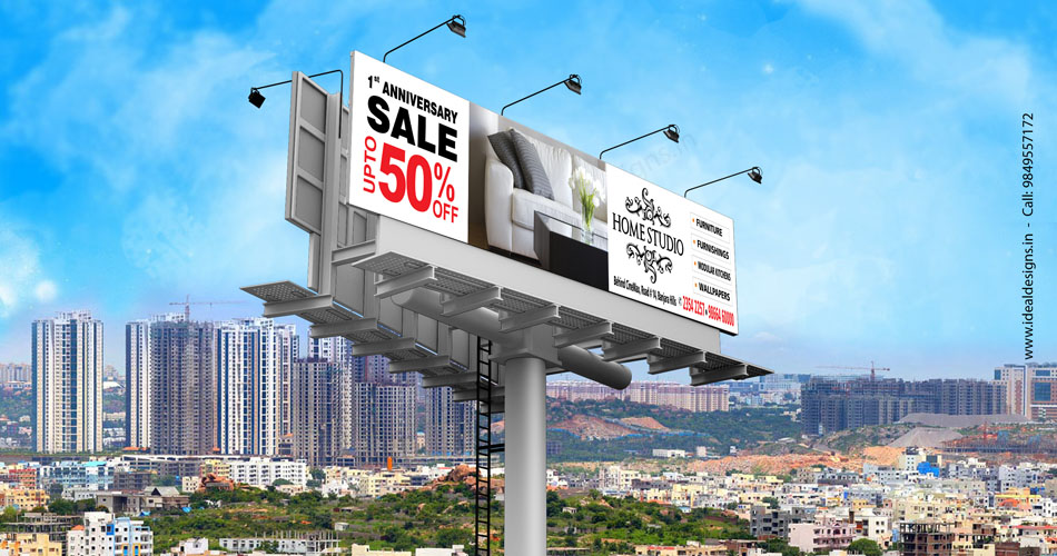 poster design hyderabad, india, posters designers india, hoarding design india