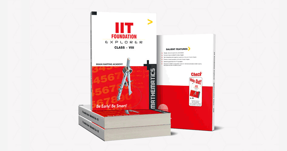 Book Cover Layout Bangalore : Iit foundation and olympiad explorer logo design