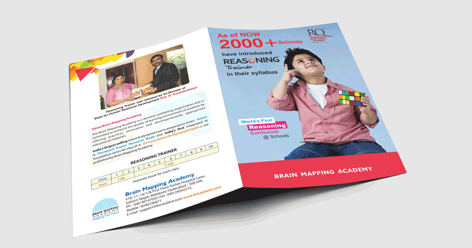 reasoning-trainer - school books design hyderabad, educational institute books design