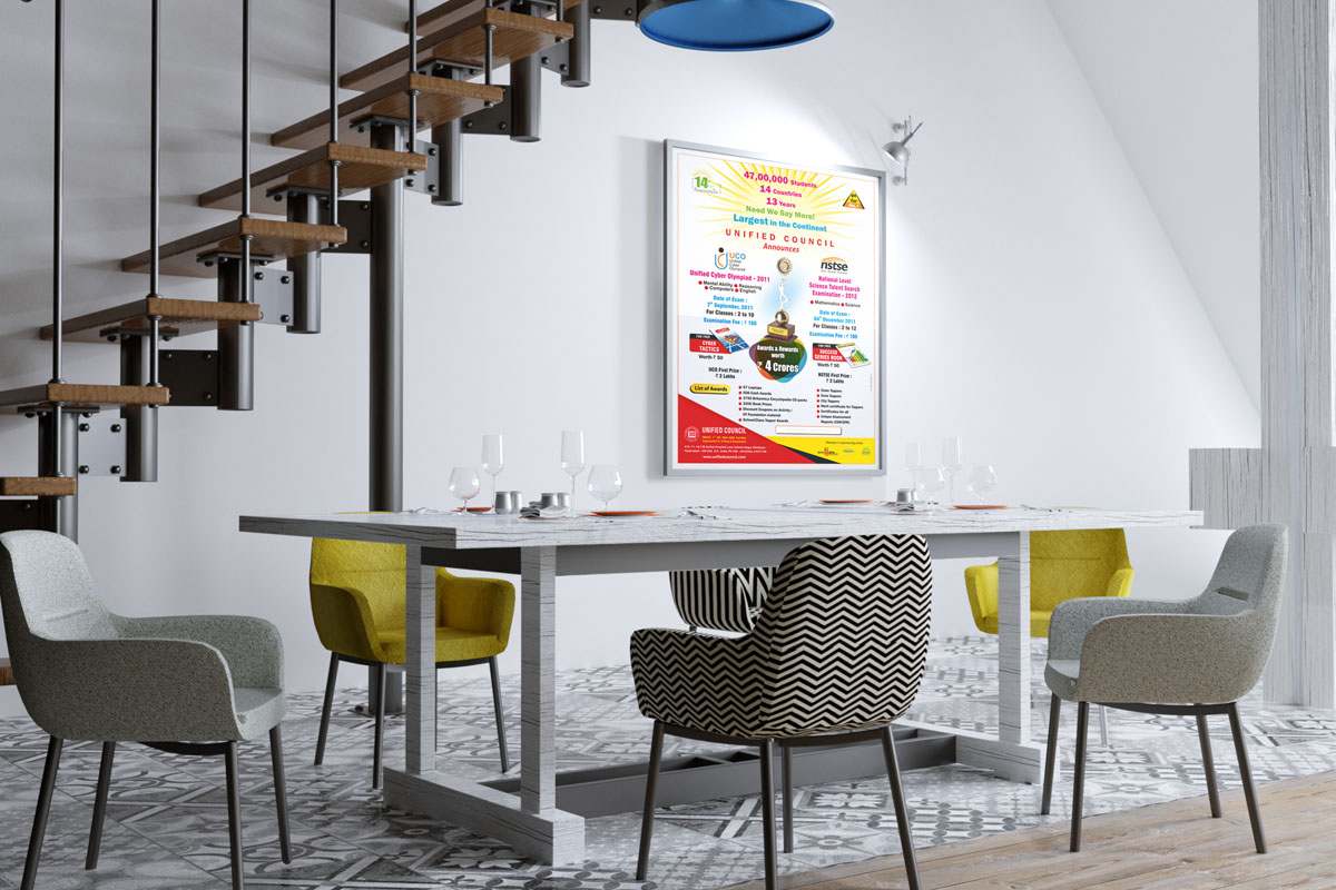 Poster designing services in hyderabad - Best Ad Agency