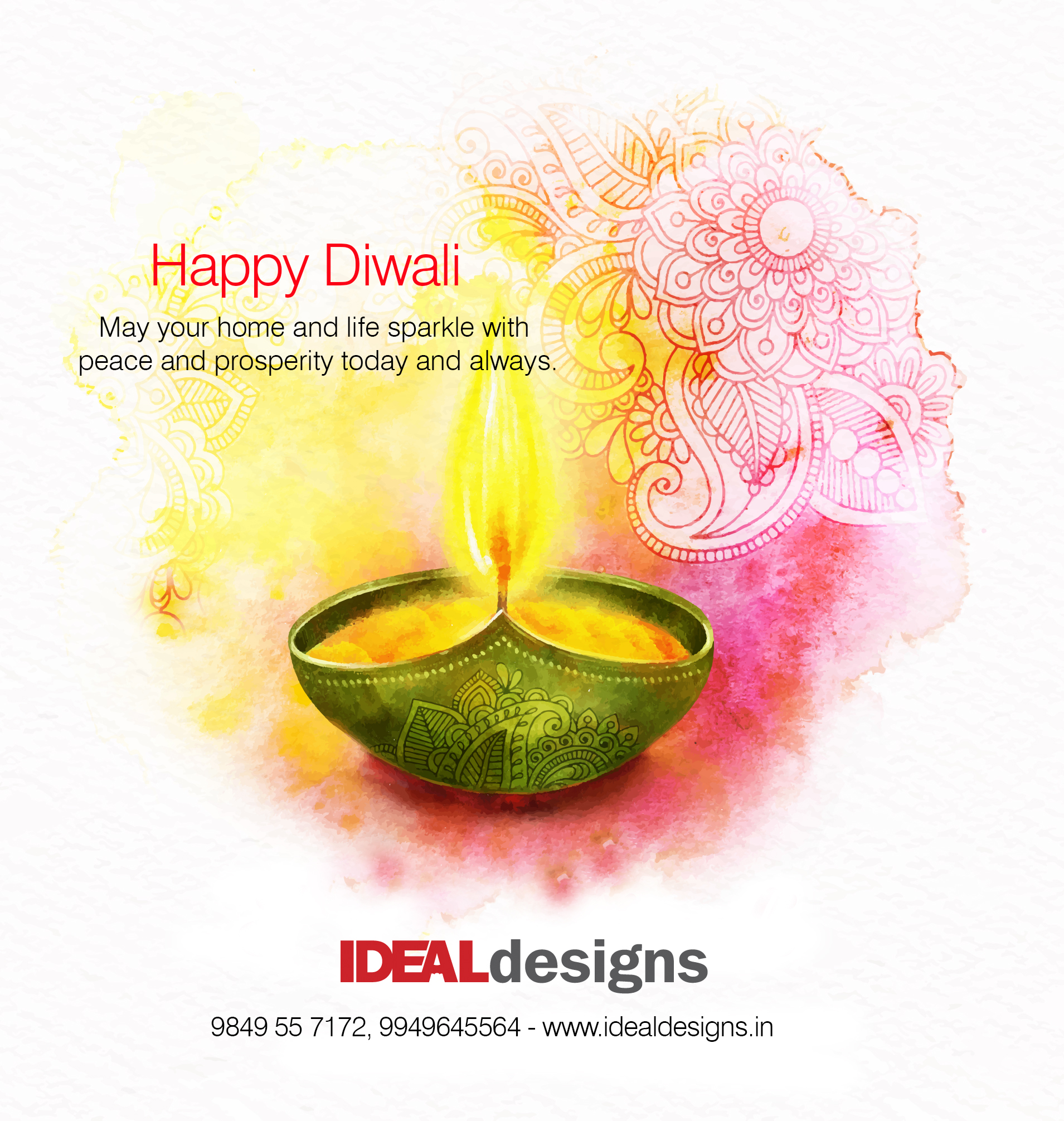 Happy Diwali Greetings